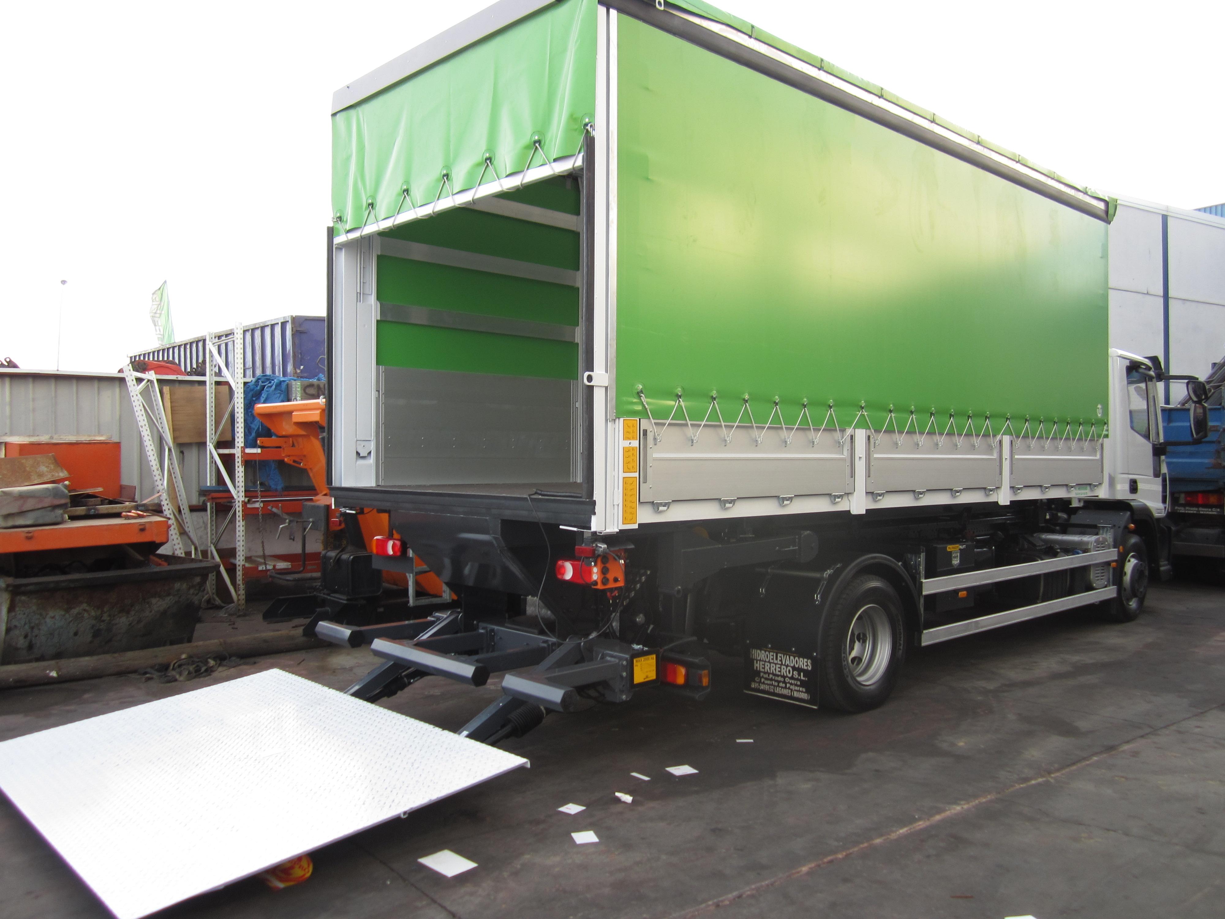 trampillas zepro usadas transportes de paneles de madera